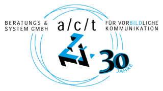 a/c/t feiert 30 Jahre vorBildliche Kommunikation
