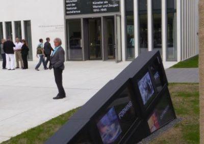 Medientechnik Ausstellungen