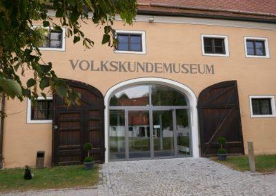 Heimatmuseum Oberschönenfeld Medientechnik