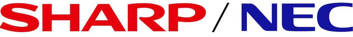 Logo Sharp-Nec