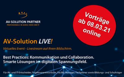 AV-Solution LIVE!