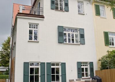 Gehobener Wohnungsbau_Außenansicht