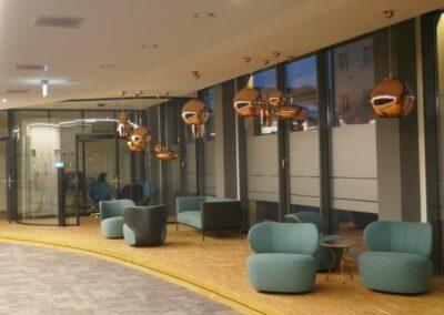 Lounge Beschallung Bose Daiichi Sancyo