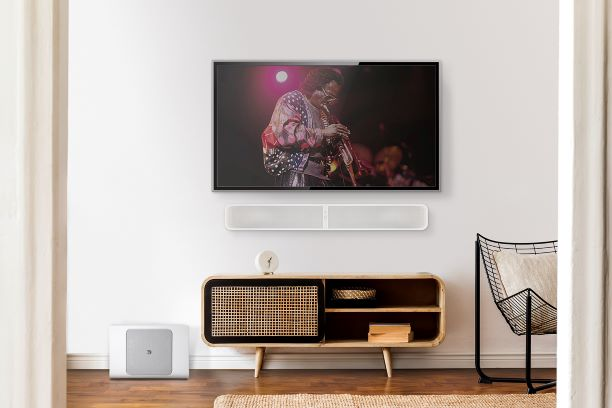 TV-Systeme Bluesound PULSE SUB SOUNDBAR Heimkino
