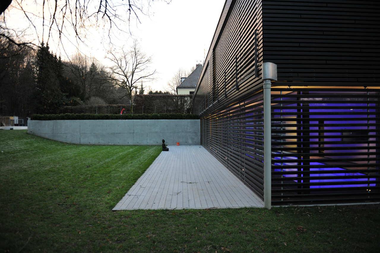 Intelligent Home_Moderne Villa