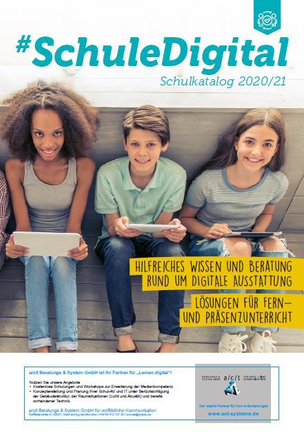 Schulkatalog 2020/21 – Schule digital