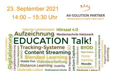 Education Talk Hochschulen