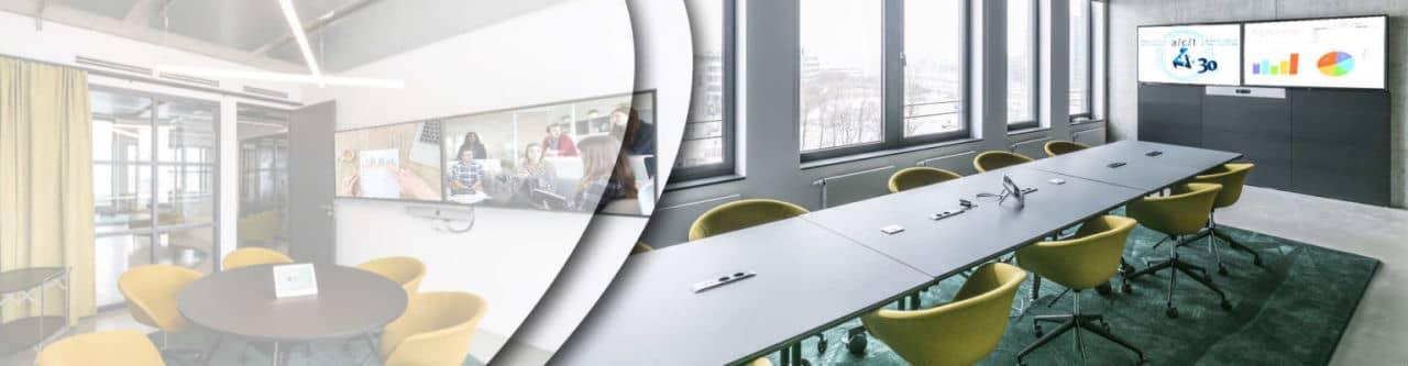 Audiotechnik für Konferrenz- & Schulungsräume